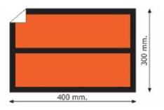 ADR Tarrat 40x30 cm - 25 kpl