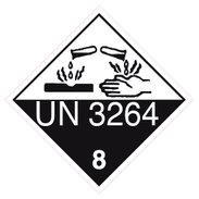 ADR lipukkeet UN3264