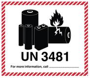 Lithium Battery UN 3481