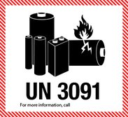 Lithium Battery UN 3091