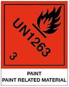 UN 1263 PAINT